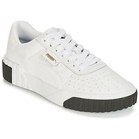 Încăltăminte Femei Pantofi sport Casual Puma CALI Alb / Negru