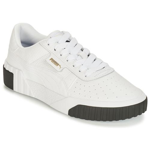 Pantofi Femei Pantofi sport Casual Puma CALI Alb / Negru