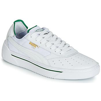 Pantofi Bărbați Pantofi sport Casual Puma CALI.WH-AMAZON GREEN-WH Alb / Verde