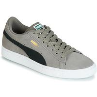 Pantofi Băieți Pantofi sport Casual Puma JR SUEDE CLASSIC.CHARCO-BL Gri