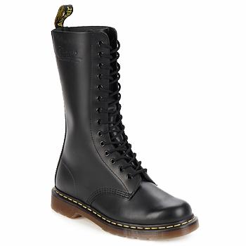 Pantofi Femei Cizme casual Dr Martens 1914 Negru