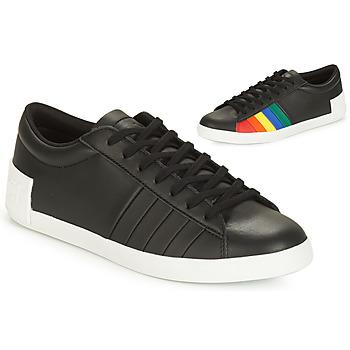 Pantofi Femei Pantofi sport Casual Le Coq Sportif FLAG Negru /  multicolor