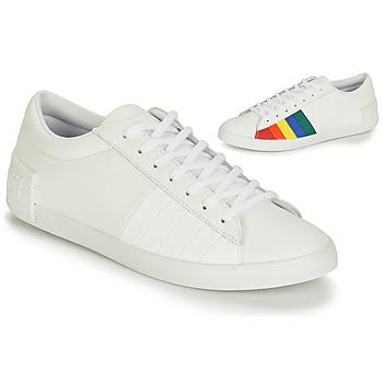 Pantofi Femei Pantofi sport Casual Le Coq Sportif FLAG Alb /  multicolor