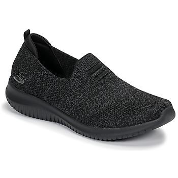 Pantofi Femei Pantofi Slip on Skechers ULTRA FLEX Negru