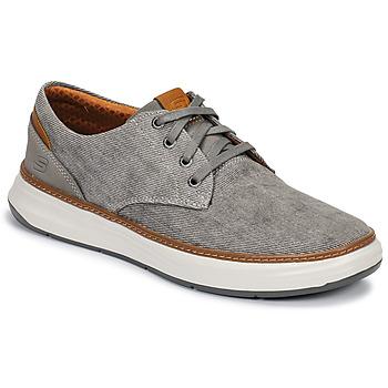 Pantofi Bărbați Pantofi sport Casual Skechers MELFIS Gri