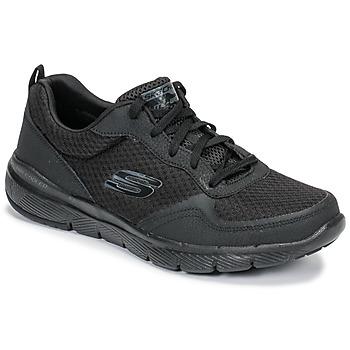 Încăltăminte Bărbați Fitness și Training Skechers FLEX ADVANTAGE 3.0 Negru