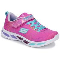 Încăltăminte Fete Pantofi sport Casual Skechers LITEBEAMS Roz