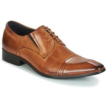 Pantofi Bărbați Pantofi Derby Kdopa LENNON Maro