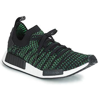 Încăltăminte Pantofi sport Casual adidas Originals NMD_R1 STLT PK Negru / Verde