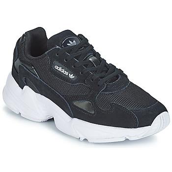 Pantofi Femei Pantofi sport Casual adidas Originals FALCON W Negru