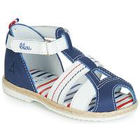 Pantofi Copii Sandale  GBB COCORIKOO Albastru