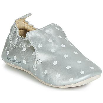 Pantofi Fete Papuci de casă Catimini CATA Argintiu
