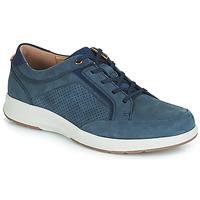 Pantofi Bărbați Pantofi sport Casual Clarks UN TRAIL FORM Bleumarin