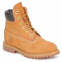 Pantofi Femei Ghete Timberland 6 IN PREMIUM BOOT Bej