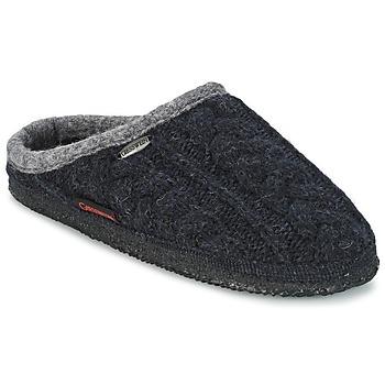 Pantofi Bărbați Papuci de casă Giesswein NEUDAU Bleumarin