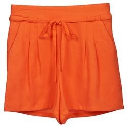 Îmbracaminte Femei Pantaloni scurti și Bermuda Naf Naf KUIPI Portocaliu