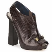 Pantofi Femei Botine Pollini PA1617  testa-di-moro