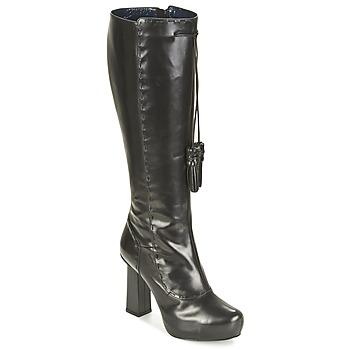 Pantofi Femei Cizme casual Pollini PA2611 Negru