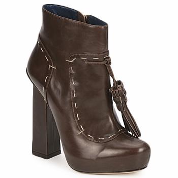 Pantofi Femei Botine Pollini PA2405 Tmoro