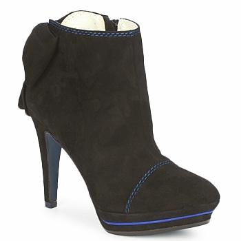Pantofi Femei Botine Tiggers MEDRAM Negru