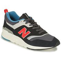 Încăltăminte Pantofi sport Casual New Balance CM997 Negru