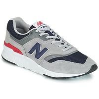 Încăltăminte Pantofi sport Casual New Balance CM997 Gri