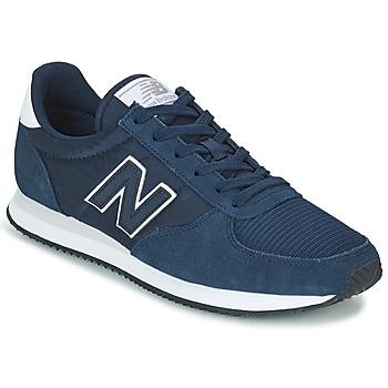 Încăltăminte Pantofi sport Casual New Balance U220 Albastru