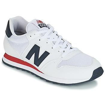 Încăltăminte Bărbați Pantofi sport Casual New Balance GM500 Alb