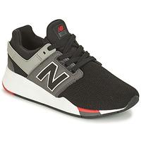 Încăltăminte Băieți Pantofi sport Casual New Balance GS247 Negru