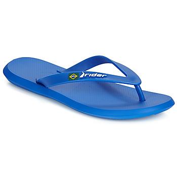 Pantofi Bărbați  Flip-Flops Rider R1 Albastru