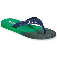 Pantofi Bărbați  Flip-Flops Rider JAM FLOW THONG Verde / Negru / Albastru