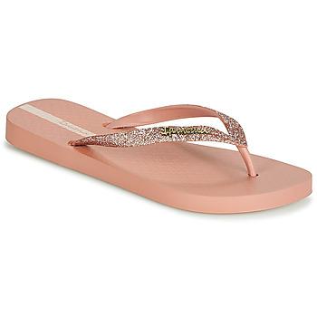 Pantofi Femei  Flip-Flops Ipanema LOLITA III Roz