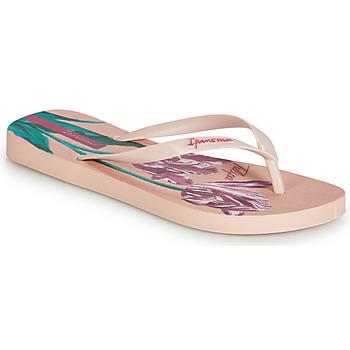 Pantofi Femei  Flip-Flops Ipanema BOTANICALS Roz