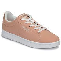 Pantofi Fete Pantofi sport Casual Kappa TCHOURI LACE Roz / Alb