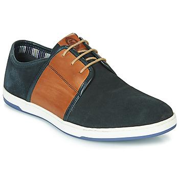 Pantofi Bărbați Pantofi sport Casual Base London JIVE Albastru / Camel