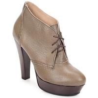 Pantofi Femei Botine Keyté ETRIOU Taupe