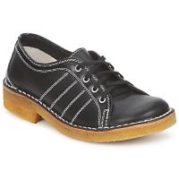 Pantofi Bărbați Pantofi Derby Swedish hasbeens BIG BABY Black