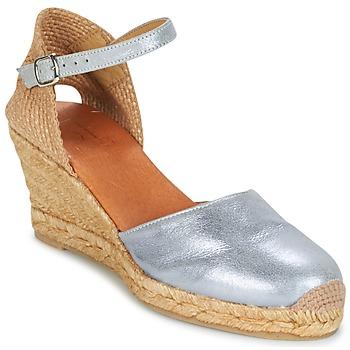Pantofi Femei Sandale  Betty London CASSIA Argintiu