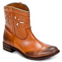 Pantofi Femei Ghete Strategia PONCHO Maro