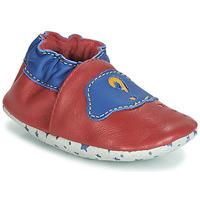 Pantofi Băieți Papuci de casă André LES BULLES Roșu