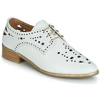 Pantofi Femei Pantofi Derby André THADDEUS Alb