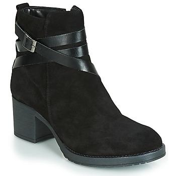 Pantofi Femei Ghete André MIDWEST Negru