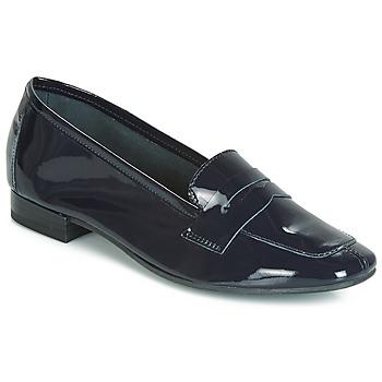 Pantofi Femei Mocasini André NEMOURS 2 Bleumarin