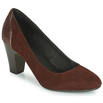 Pantofi Femei Pantofi cu toc André PHILIPINE Roșu-bordeaux