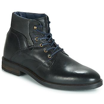 Pantofi Bărbați Ghete André VALCOURT Negru