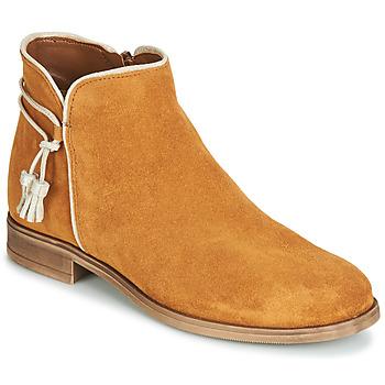 Pantofi Femei Ghete André BILLY Camel