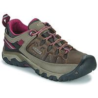 Pantofi Femei Drumetie și trekking Keen TARGHEE III WP Maro / Roz
