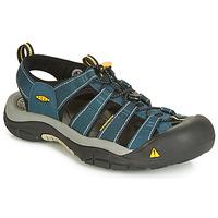 Pantofi Bărbați Sandale sport Keen NEWPORT H3 Bleumarin