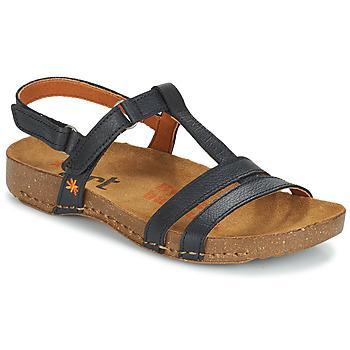 Pantofi Femei Sandale  Art I BREATHE Negru