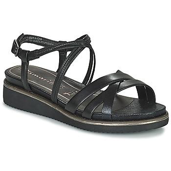 Pantofi Femei Sandale  Tamaris EDA Negru